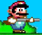 Mario Rampage -  Shooting Game