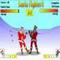 Santa Fighter -  Fight Game