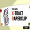 X-Tract Paperclip -  Arcade Game