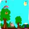 The Revenge of the Red Apple -  Arcade Game