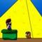 Mario Level 2 -  Arcade Game