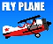 Fly Plane -  Adventure Game