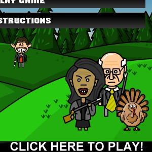 Aim And Fire -  Celebrities Game
